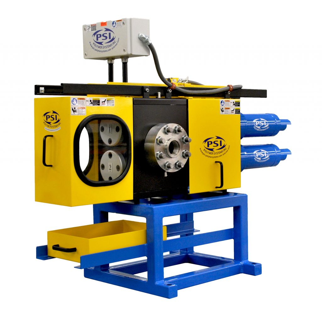 Polymer Extrusion Continuous Screen Changer (CSC) Melt Filter