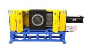 Polymer Extrusion Hydraulic Slide Plate Screen Changer (HSC) Melt Filter