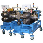 Polymer Extrusion Gear Pump Screen Changer Systems