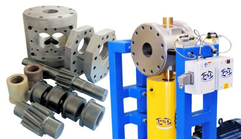 Polymer Extrusion Gear Pump Rebuild and Repair