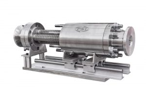Large Area Inline Filter (ILF-EA) for Extrusion Hot Melt Adhesive and Polymers