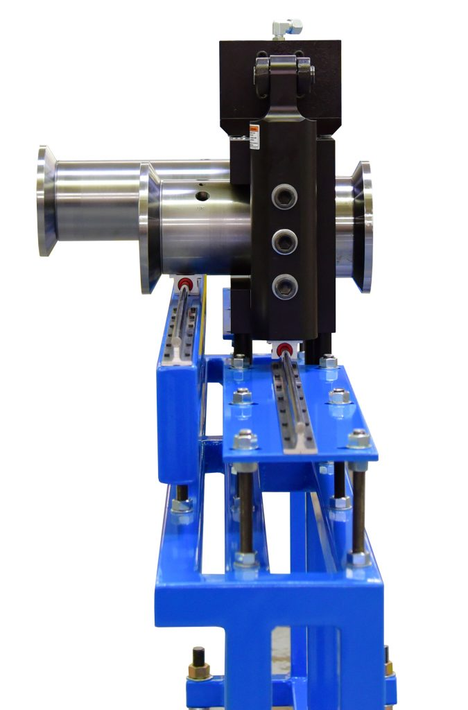 Polymer Extrusion Die Changer (EDC) for Foam Sheet Applications