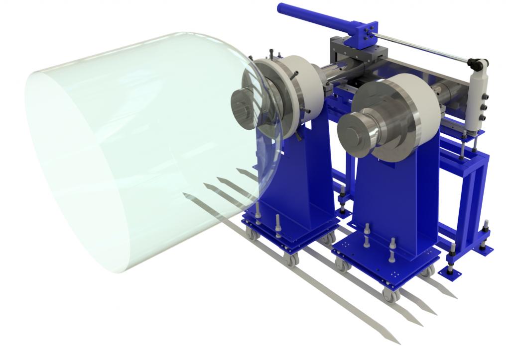 Polymer Extrusion Die Changer (EDC)