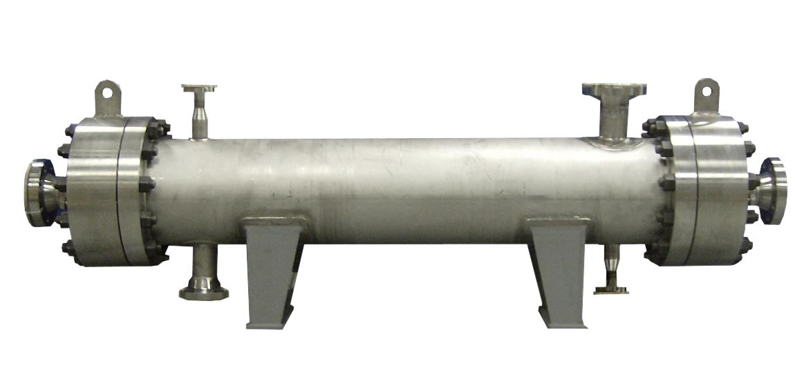 Polymer Extrusion Heat Exchanger (HEX) Melt Cooler