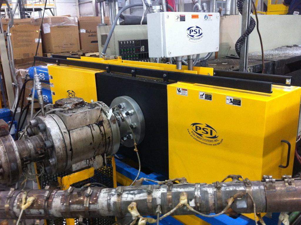 CSC Continuous Screen Changer in line
