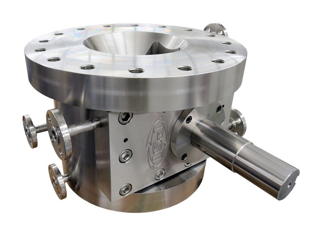 Polymer Extrusion Vessel Gear Pump (VGP) Melt Pump