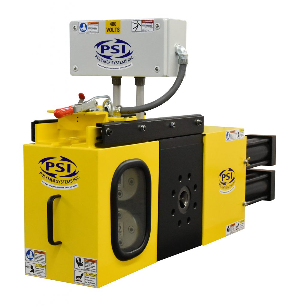 PSI Continuous Screen Changer
