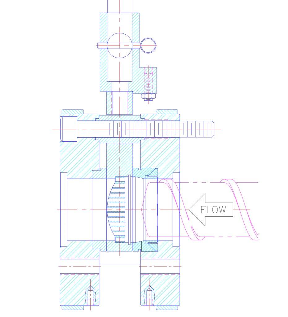 Polymer Extrusion Manual Screen Changer (MSC) Melt Filter